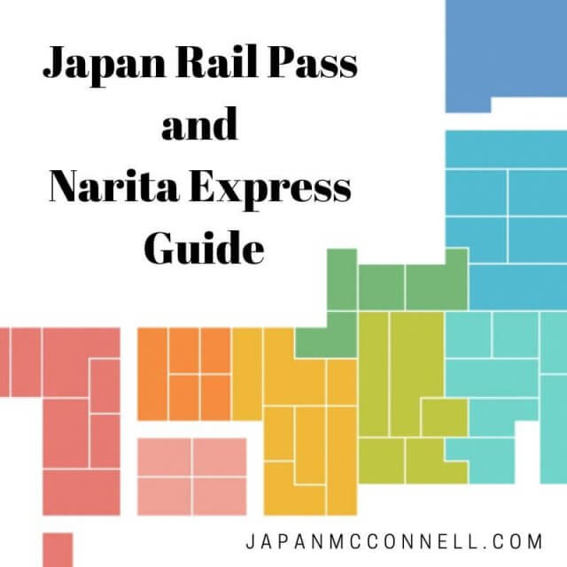 Japan Rail Pass and Narita Express