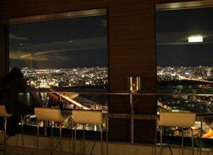 40 floor umeda sky building