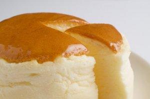 Japanese style cheese cake