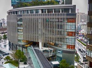 Umeda, Kita area, grand front Osaka, Umeda station, Osaka