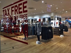 tax free uniqlo