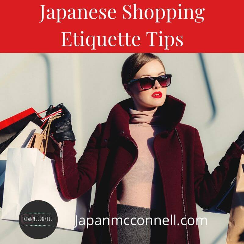 japanese shopping etiquette tips