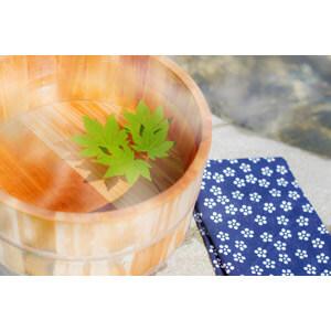 onsen, tenugui, tiny bucket, ryokan
