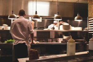 restaurant, kitchen, top-class chef, ryokan