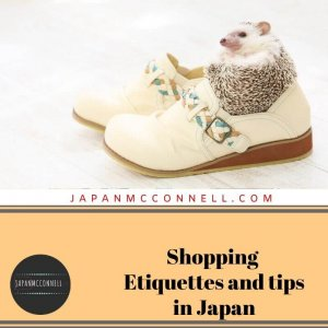shopping etiquettes and tips in Japan (1)