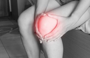 the thermal effect, joint pain