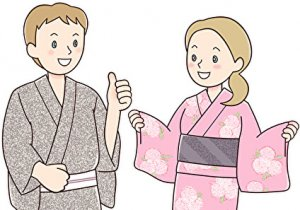 wear yukata properly