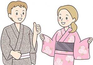 wear yukata properly