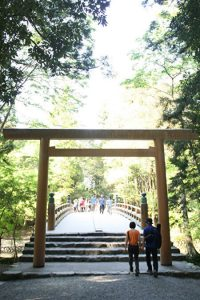 Ise Shrine, Mie, Japan
