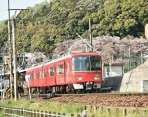 meitetsu local train
