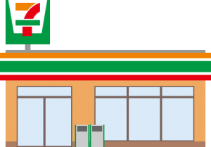 seven eleven illustration