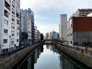 hori river, nagoya