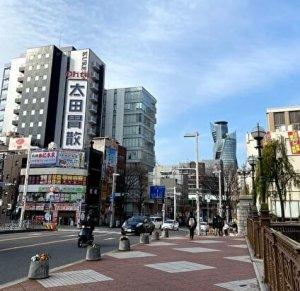 nayabashi, hirokoji, nagoya