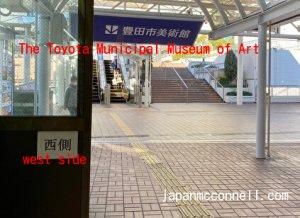 step1 west side toyotashi station