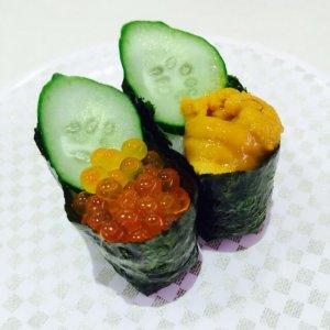 gunkanmaki, sushi