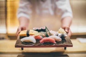 omakase, menu, sushi, japan