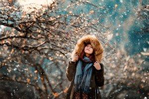travel, winter, japan