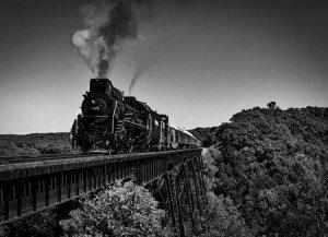 american old railways