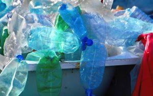 bulk, plastic bottles, waste