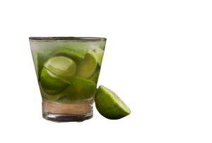 caipirinha, cocktail, shochu