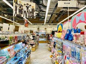 gift shop, narita anime deck