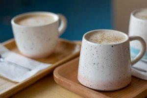 houjicha latte cocktail