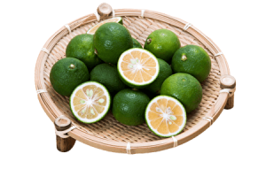 kabosu, Japanese lime,