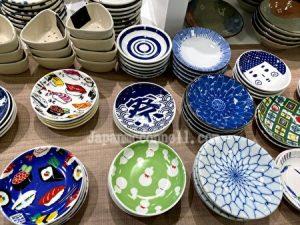 mamezara, 100 yen shop, Japan