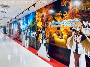 narita anime road, narita airport