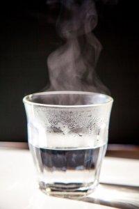 oyuwari, hot water, shochu