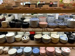 seria, 100 yen shop, ceramics
