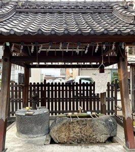 temizuya, shrine, sengen shrine, nagoya