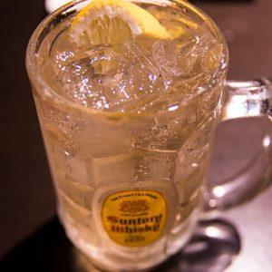 whiskey highball in Japan, whiskey, suntory, Japanese drink