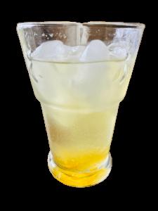 yuzu, korean honey and citrus tea, lemon sour