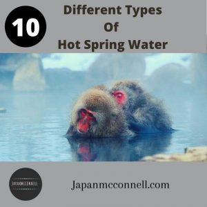 10 different types of onsen