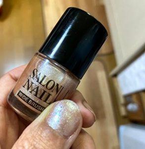 nail polish, 100 yen shop