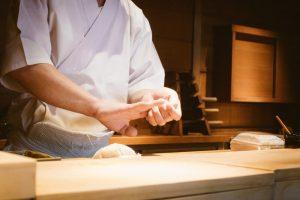 sushi chef, japanese chef, Japanese food
