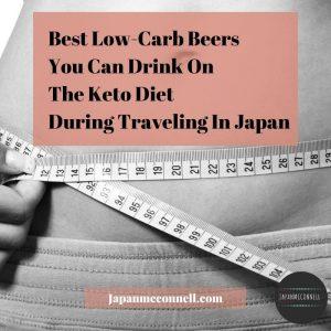 best low-carb beer in Japan