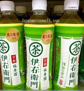 iemon, Japanese tea