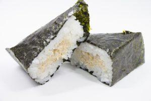 tuna mayo rice ball