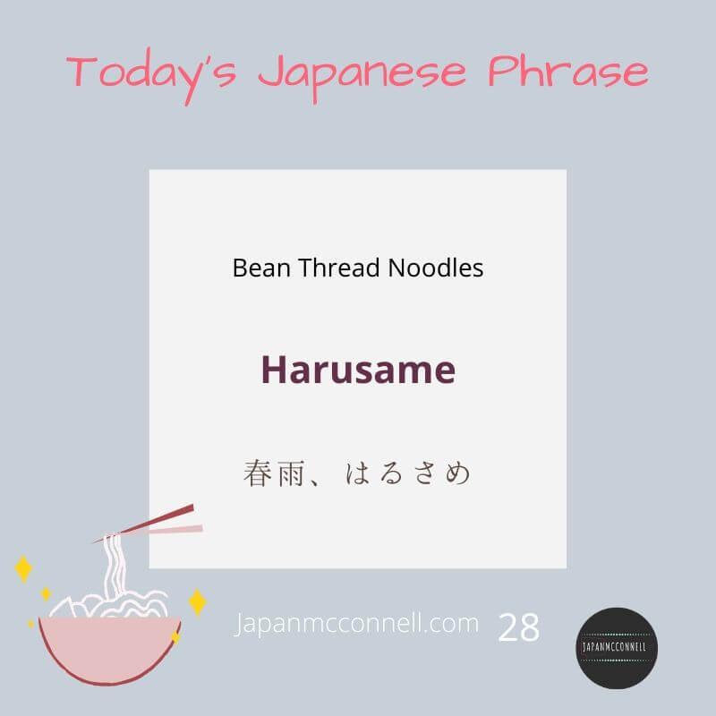 Japanese Phrase 28