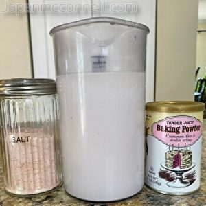 marinate meat with baking powder