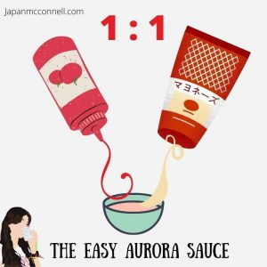 the easy aurora sauce, illustration