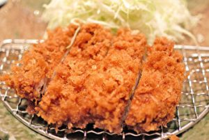 tonkatsu, Japanese pork cutlets