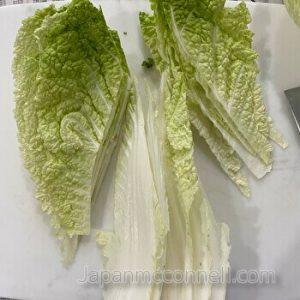 napa cabbage, sesame dressing, goma ae, 7 (1)