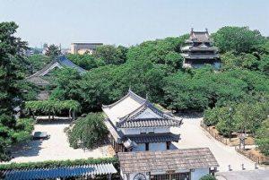 Nishio City History Park. Nishio, Aichi, Japan