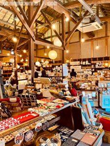 shiyu, Mino washi paper goods shop, Mino, Gifu Japan, 2
