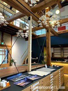 washi-nary, Former Matsuhisa residence, Mino, Gifu, Japan