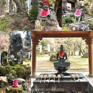 Sando, Tanigumisan,Kegonji, Temple, Gifu, Japan