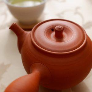 Tokoname tea pot, Tokoname Yaki, Tokoname pottery